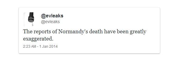 Evleaks Nokia Normandy Leaks