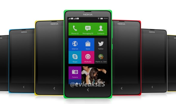EvleaksES Nokia Normandy Press Render