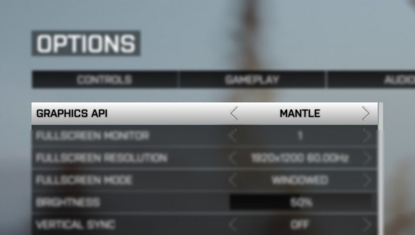Mantle API