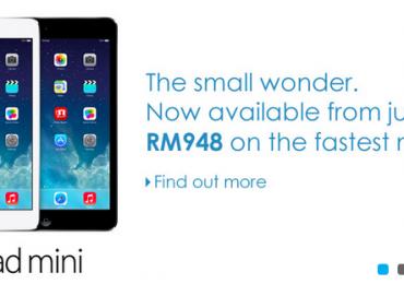 Celcom iPad Mini with Retina Display