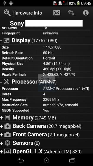 D6503 Screenshot