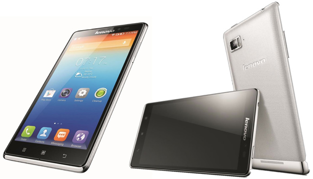 Lenovo Announces The Vibe Z Its First Take On LTE Phones Arriving