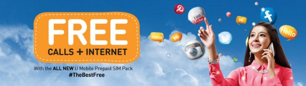 U Mobile New U Prepaid Plan