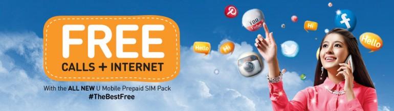 U Mobile New U Prepaid Plan