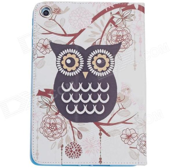dx stylish owl ipad mini 2 casing