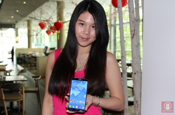 Alcatel One Touch Hero Malaysian Launch