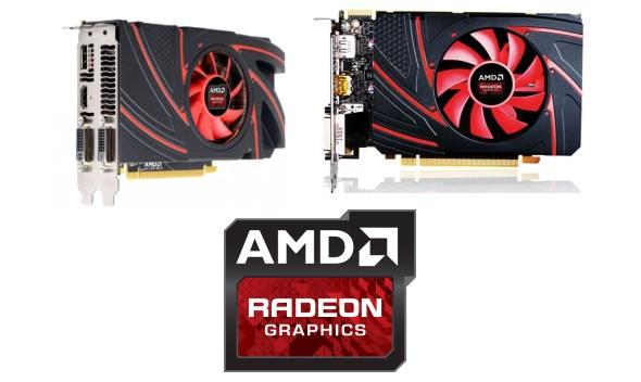 AMD Radeon R7 265 and 250X
