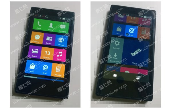 Nokia X Android Phone / Nokia Normandy