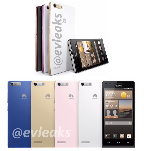 Huawei Ascend G6 Leak
