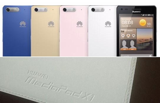 Huawei MWC14 Leaks