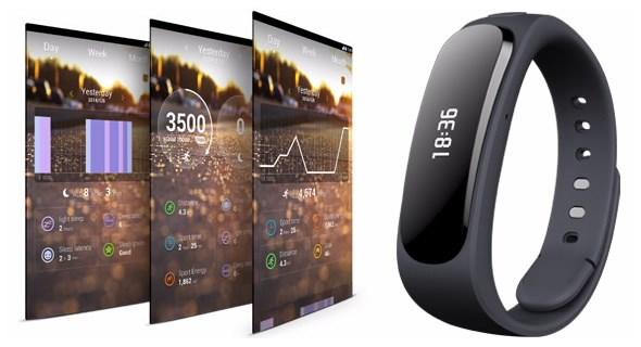 MWC 2014: Huawei TalkBand B1 Wearable Device Made Its ...