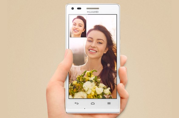 Huawei Ascned G6 Selfie Preview Window