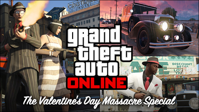 GTA V Valentines Day DLC