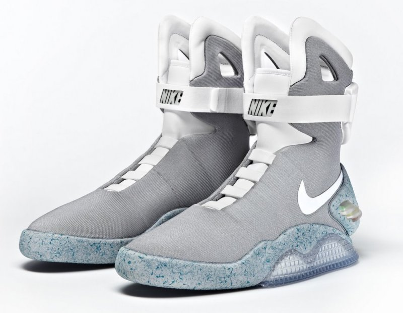 Self Lacing Nike Air Mag Could Be A Reality In 2015 - Technology ... e53d863a1b1c