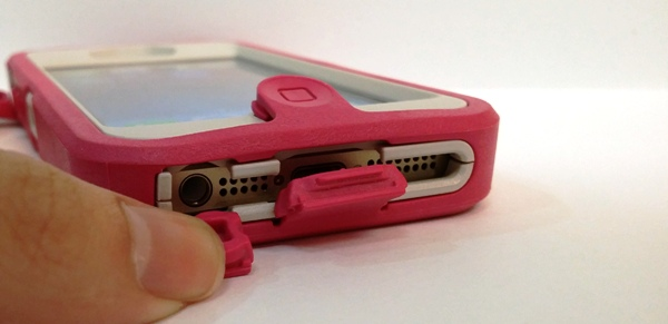 OtterBox Defender Silicone Tabs for Ports