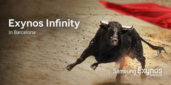 Samsung Exynos Infinity MWC