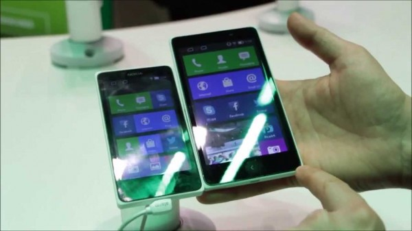 Hands On & First Impressions: Nokia X at MWC 2014