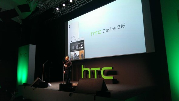 HTC at Mobile World Congress 2014