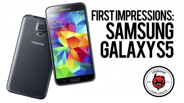 [UPDATED] MWC 2014: Hands On & First Impressions of Samsung Galaxy S5