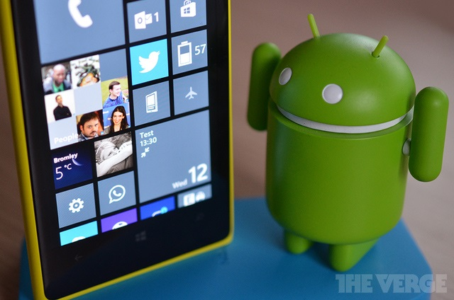 windows-phone-android