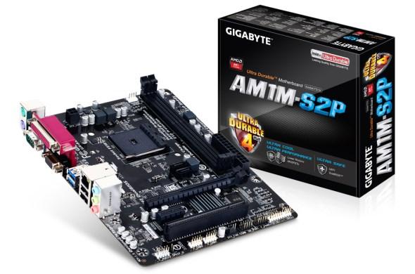 GIGABYTE GA-AM1M-S2P AM1 Motherboard