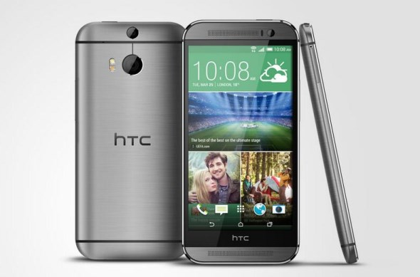 2014 All New HTC One M8