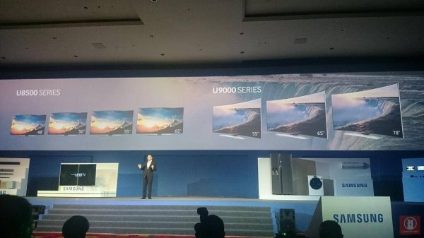 2014 Samsung UHD TV Line Up, Samsung Forum SEA