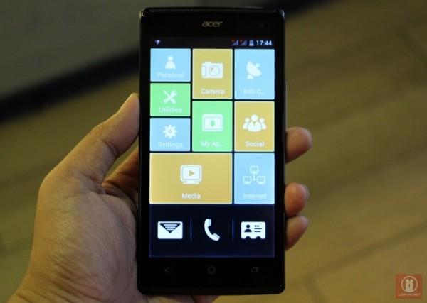 Acer Liquid Z5 23
