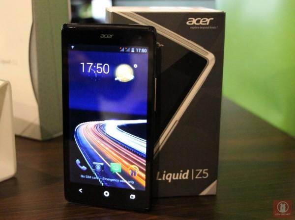 Acer Liquid Z5 30