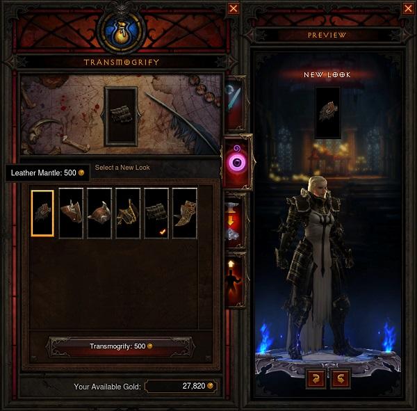 Diablo 3 RoS Trans