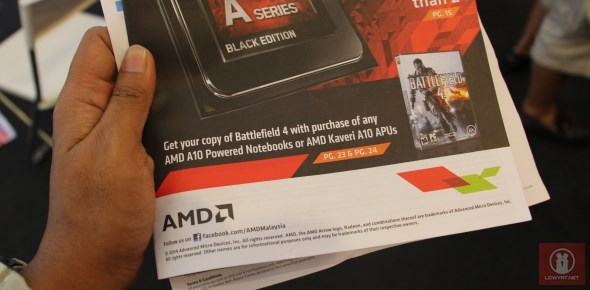Free Battlefield 4 For AMD Kaveri and A10 Notebooks 02