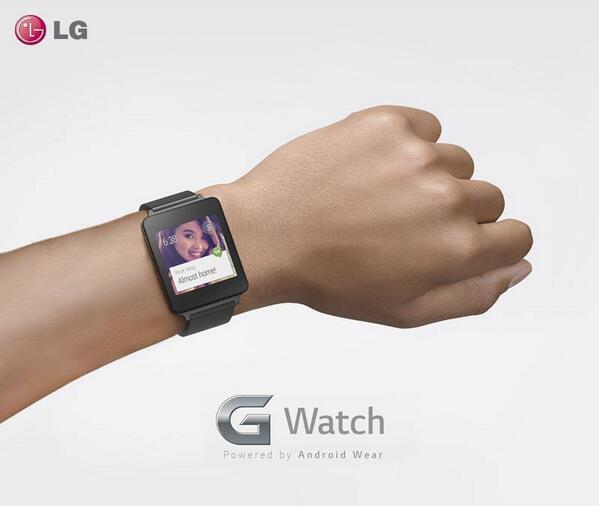LG G Watch Second Teaser
