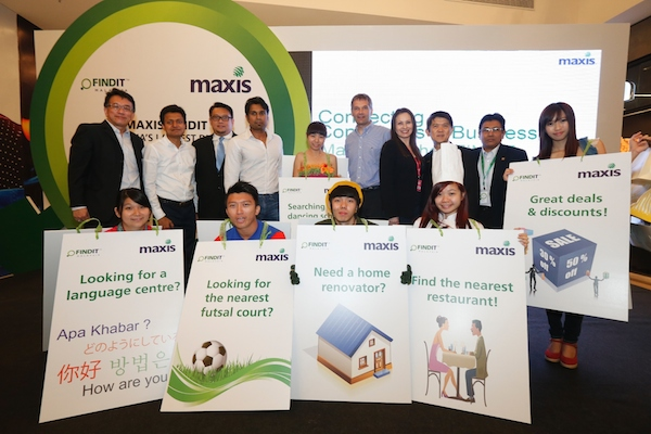 Maxis FindIt