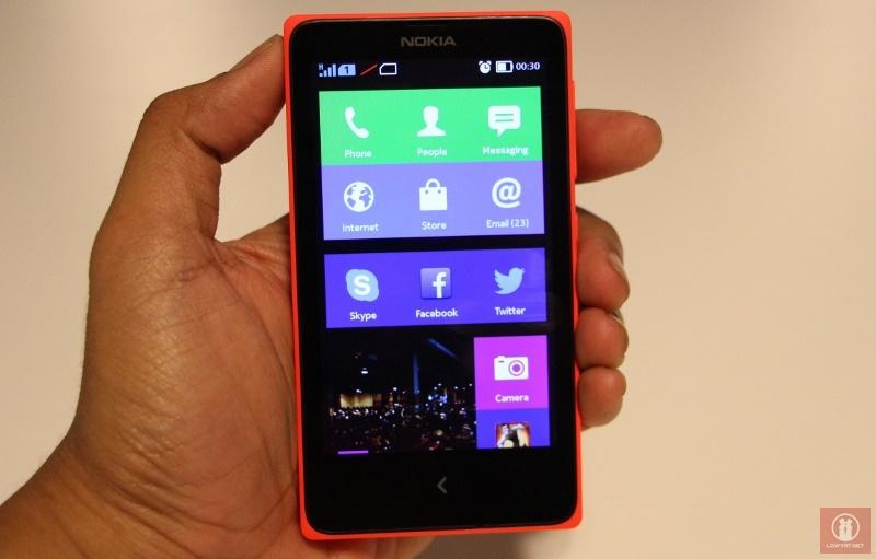 Nokia X 02