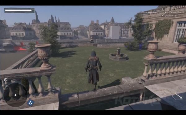 Other assassins creed unity