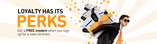 U Mobile Broadband Loyalty Program