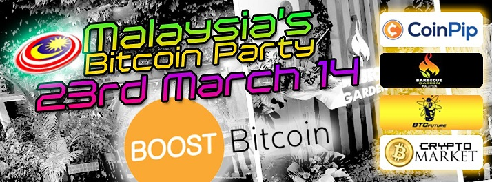 Local restaurant to be first malaysian restaurant to accept bitcoin boost bitcoin party malaysia ccuart Gallery