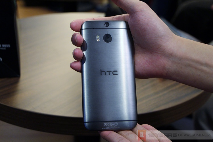 HTC One (M8) May Be Launched in Malaysia by End of April, to