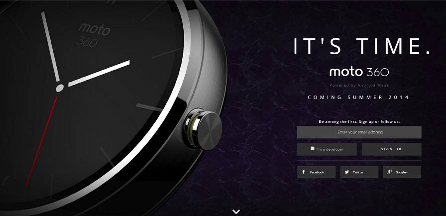 Motorola's Moto 360 is the Smartwatch You've Been Waiting For