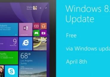 Windows 8.1 Update, Build 2014