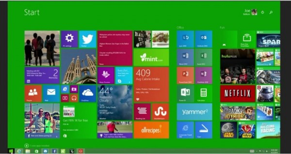 Windows 8.1 Update, Build 2014