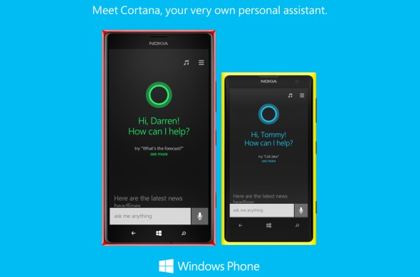 Cortana for Windows Phone 8.1