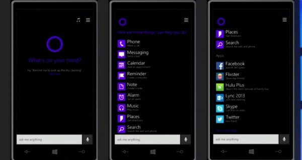 Cortana Home, Abilities, and Third Party App Support