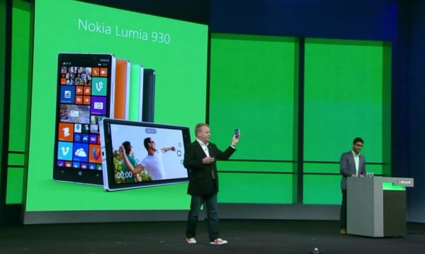 Nokia Lumia 930, Build 2014