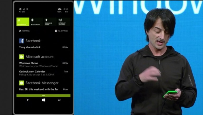 Build 2014: All The New Features On Windows Phone 8 1 - Cortana