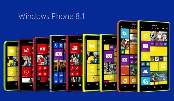 Windows Phone 8.1, Lumia Cyan