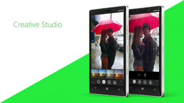 Nokia Creative Studio, Lumia Cyan