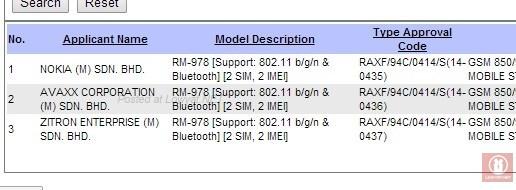 Nokia Lumia 630 Dual SIM at SIRIM