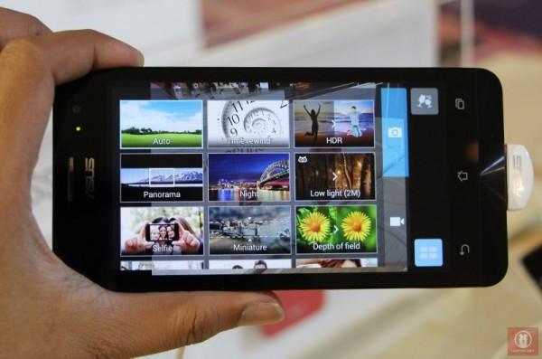 ASUS ZenFone 5 PixelMaster Camera