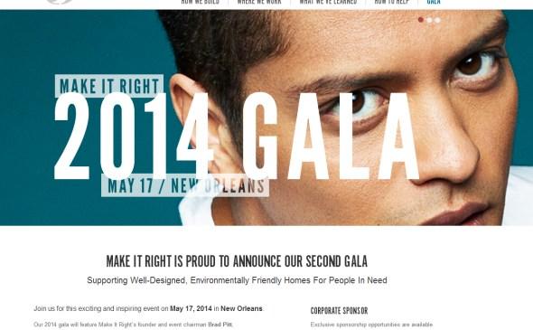 Make It Right Gala 2014